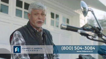 Finance of America Reverse TV Spot, 'Enjoy Your Home and Get Tax-Free Cash' - 750 commercial airings