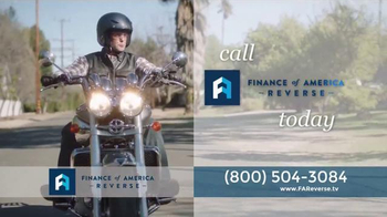 Finance of America Reverse TV Spot, 'Enjoy Your Home and Get Tax-Free Cash' - Thumbnail 2