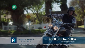 Finance of America Reverse TV Spot, 'Enjoy Your Home and Get Tax-Free Cash' - Thumbnail 3