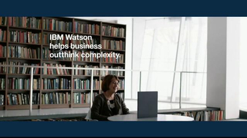 IBM Watson TV Spot, 'Sheila Bair + IBM Watson on Risk' - Thumbnail 9