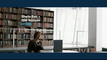IBM Watson TV Spot, 'Sheila Bair + IBM Watson on Risk' - Thumbnail 2