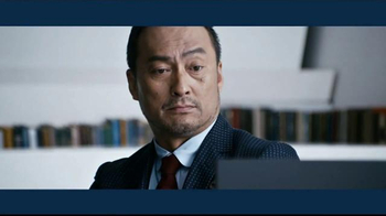 IBM Watson TV Spot, 'Ken Watanabe + IBM Watson On Communication' - 102 commercial airings