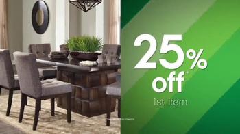 Ashley Furniture Homestore TV Spot, 'Tax Relief Friday' - Thumbnail 3