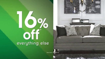 Ashley Furniture Homestore TV Spot, 'Tax Relief Friday' - Thumbnail 5