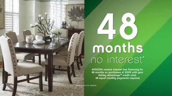 Ashley Furniture Homestore TV Spot, 'Tax Relief Friday' - Thumbnail 6