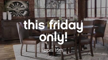 Ashley Furniture Homestore TV Spot, 'Tax Relief Friday' - Thumbnail 8