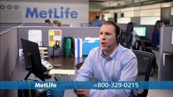 MetLife Guaranteed Acceptance Whole Life Insurance TV Spot, 'Questions' - Thumbnail 2