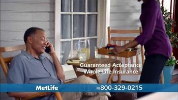 MetLife Guaranteed Acceptance Whole Life Insurance TV Spot, 'Questions' - Thumbnail 7