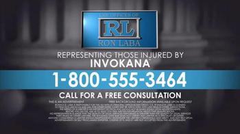 Law Offices of Ron Laba TV Spot, 'Invokana Users' - Thumbnail 5