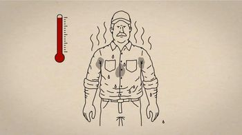 Duluth Trading Company Armachillo Shirts TV Spot, 'Crank the Cold'