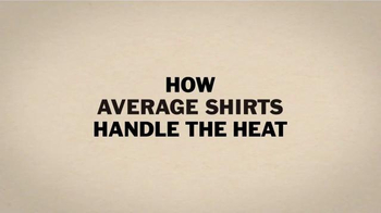 Duluth Trading Company Armachillo Shirts TV Spot, 'Crank the Cold' - Thumbnail 1