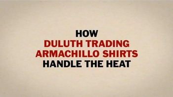 Duluth Trading Company Armachillo Shirts TV Spot, 'Crank the Cold' - Thumbnail 3