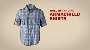 Duluth Trading Company Armachillo Shirts TV Spot, 'Crank the Cold' - Thumbnail 6