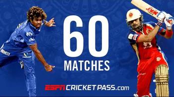 Cricket Pass TV Spot, '2016 Indian Premiere League' - Thumbnail 3