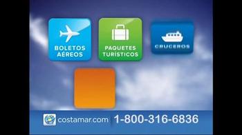Costamar Travel TV Spot, 'Yo quiero la ventana' [Spanish] - Thumbnail 10