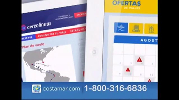 Costamar Travel TV Spot, 'Yo quiero la ventana' [Spanish] - Thumbnail 3