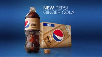 Pepsi Ginger Cola TV Spot, 'Produce Aisle' - Thumbnail 5