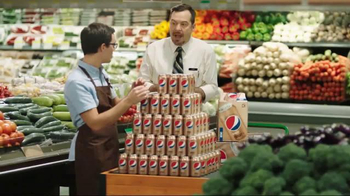 Pepsi Ginger Cola TV Spot, \'Produce Aisle\'
