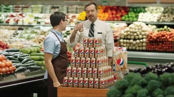 Pepsi Ginger Cola TV Spot, 'Produce Aisle' - Thumbnail 4