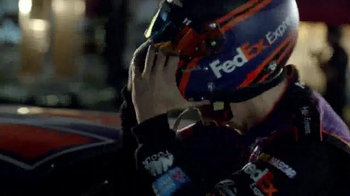 Coca-Cola TV Spot, 'NASCAR: Forgiveness' Feat. Denny Hamlin, Ryan Newman - Thumbnail 1