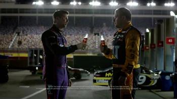 Coca-Cola TV Spot, 'NASCAR: Forgiveness' Feat. Denny Hamlin, Ryan Newman - Thumbnail 10