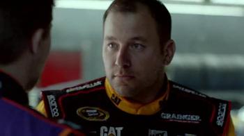 Coca-Cola TV Spot, 'NASCAR: Forgiveness' Feat. Denny Hamlin, Ryan Newman - Thumbnail 2
