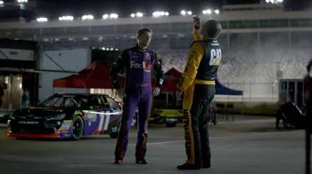 Coca-Cola TV Spot, 'NASCAR: Forgiveness' Feat. Denny Hamlin, Ryan Newman - Thumbnail 6