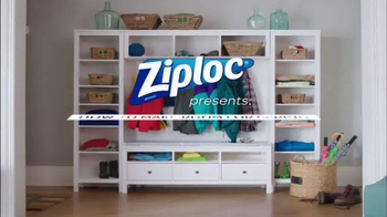 Ziploc Space Bag TV Spot, 'Make Room for Spring' - Thumbnail 1
