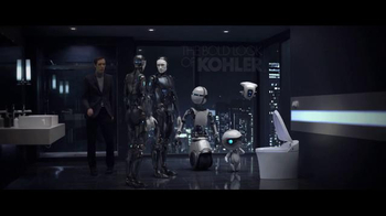 Kohler Veil Intelligent Toilet TV Spot, 'Never TOO Next' - Thumbnail 10
