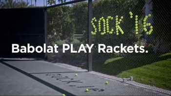 Babolat TV Spot, 'Sock '16'