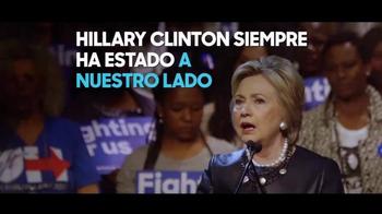 Hillary for America TV Spot, 'Una Bandera' [Spanish] - Thumbnail 5