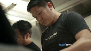 Legalzoom.com TV Spot, 'Food Truck' - Thumbnail 1
