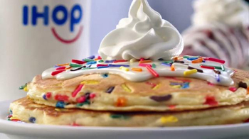 IHOP Bakery Favorites TV Spot, 'Rainbow Sprinkles' - 3878 commercial airings