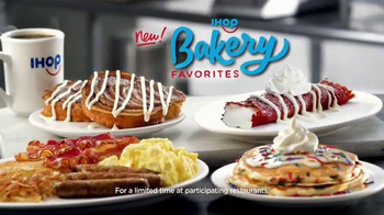 IHOP Bakery Favorites TV Spot, 'Rainbow Sprinkles' - Thumbnail 5