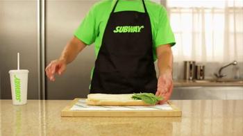 Subway Carved Turkey & Bacon Sandwich TV Spot, 'Magic' - Thumbnail 3