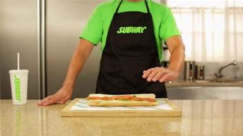 Subway Carved Turkey & Bacon Sandwich TV Spot, 'Magic' - Thumbnail 4