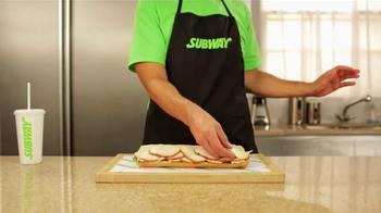 Subway Carved Turkey & Bacon Sandwich TV Spot, 'Magic' - Thumbnail 6