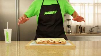 Subway Carved Turkey & Bacon Sandwich TV Spot, 'Magic' - Thumbnail 8