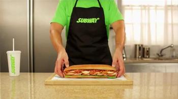 Subway Carved Turkey & Bacon Sandwich TV Spot, 'Magic' - Thumbnail 9