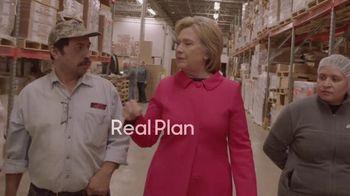 Hillary for America TV Spot, 'Forward'