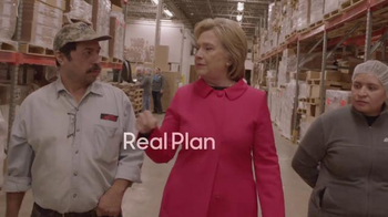 Hillary for America TV Spot, 'Forward'