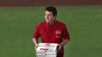 Papa John's TV Spot, 'Pizza oficial las Grandes Ligas' [Spanish] - Thumbnail 7