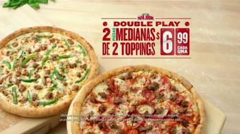 Papa John's TV Spot, 'Pizza oficial las Grandes Ligas' [Spanish] - Thumbnail 8