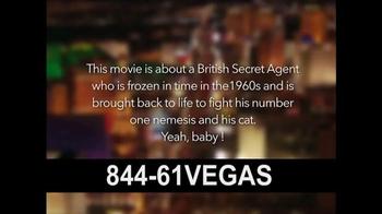 The Plaza Hotel and Casino TV Spot, 'Romantic Getaway' Feat. Todd Bridges - Thumbnail 8