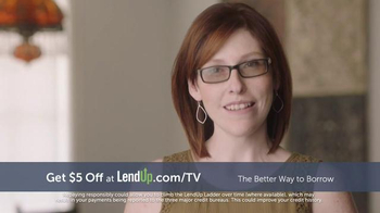 LendUp TV Spot, 'Instant Decision' - 546 commercial airings