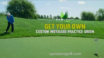 SYNLawn TV Spot, 'Watson for SYNLawn Golf' Featuring Tom Watson - Thumbnail 4