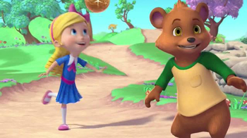 Goldie & Bear: Best Fairytale Friends DVD TV Spot, 'Disney Junior Promo'