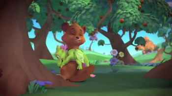Goldie & Bear: Best Fairytale Friends DVD TV Spot, 'Disney Junior Promo' - Thumbnail 4