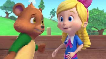 Goldie & Bear: Best Fairytale Friends DVD TV Spot, 'Disney Junior Promo' - Thumbnail 5