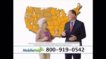 MobileHelp TV Spot, 'Introduction by Mom' - Thumbnail 5